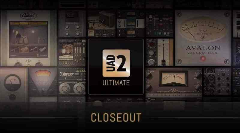 UAD Ultimate 8 Bundle Crack