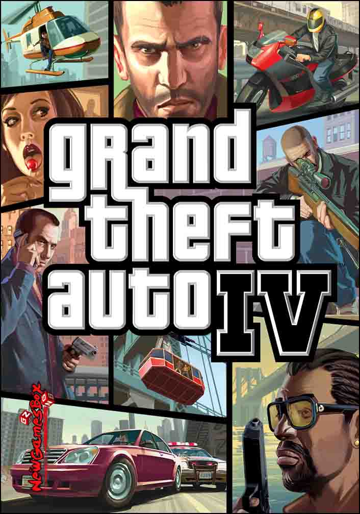 GTA 4 For PC Highly Compressed